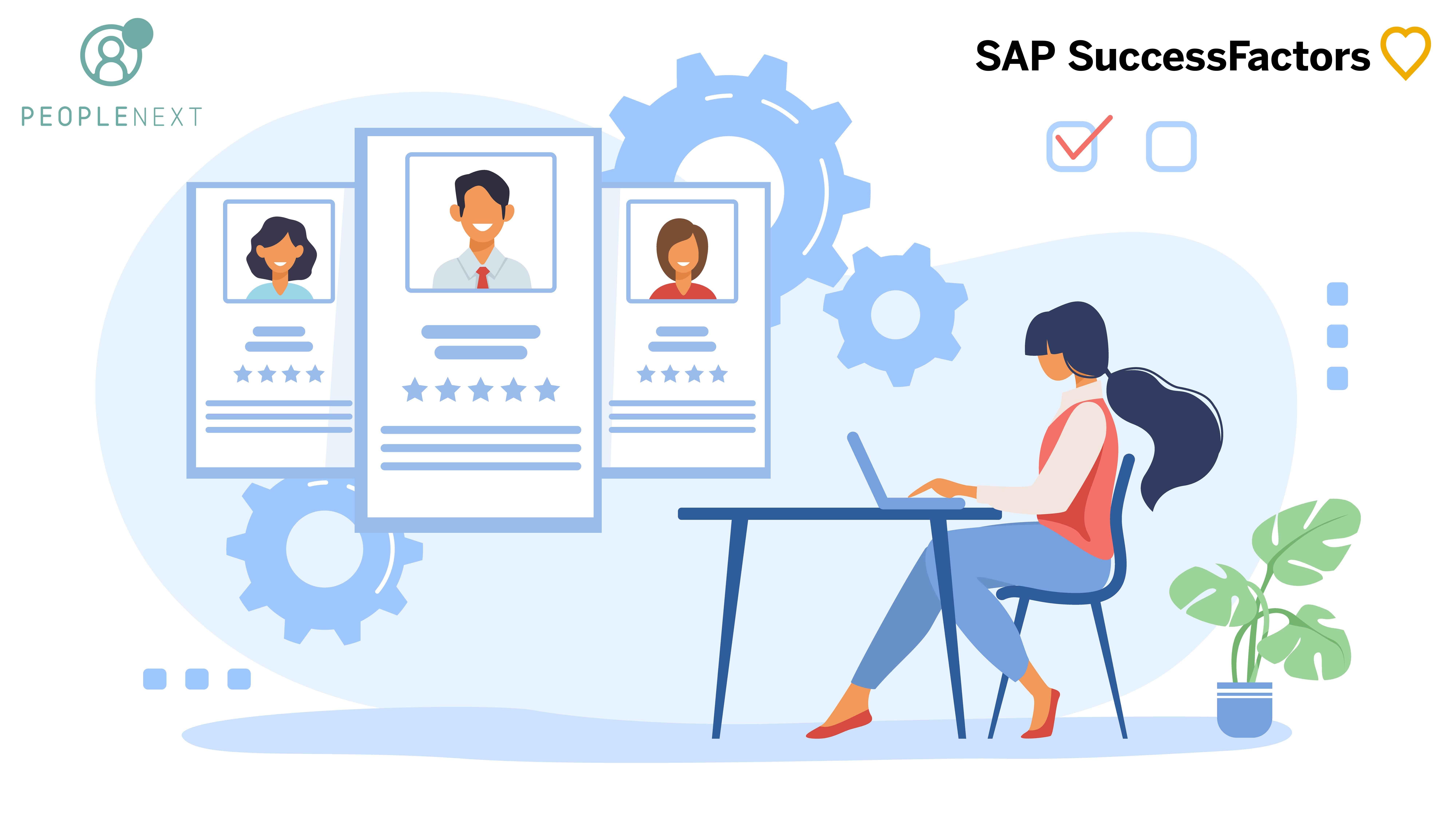 Digitalización de los procesos de RRHH con SAP® SuccessFactors