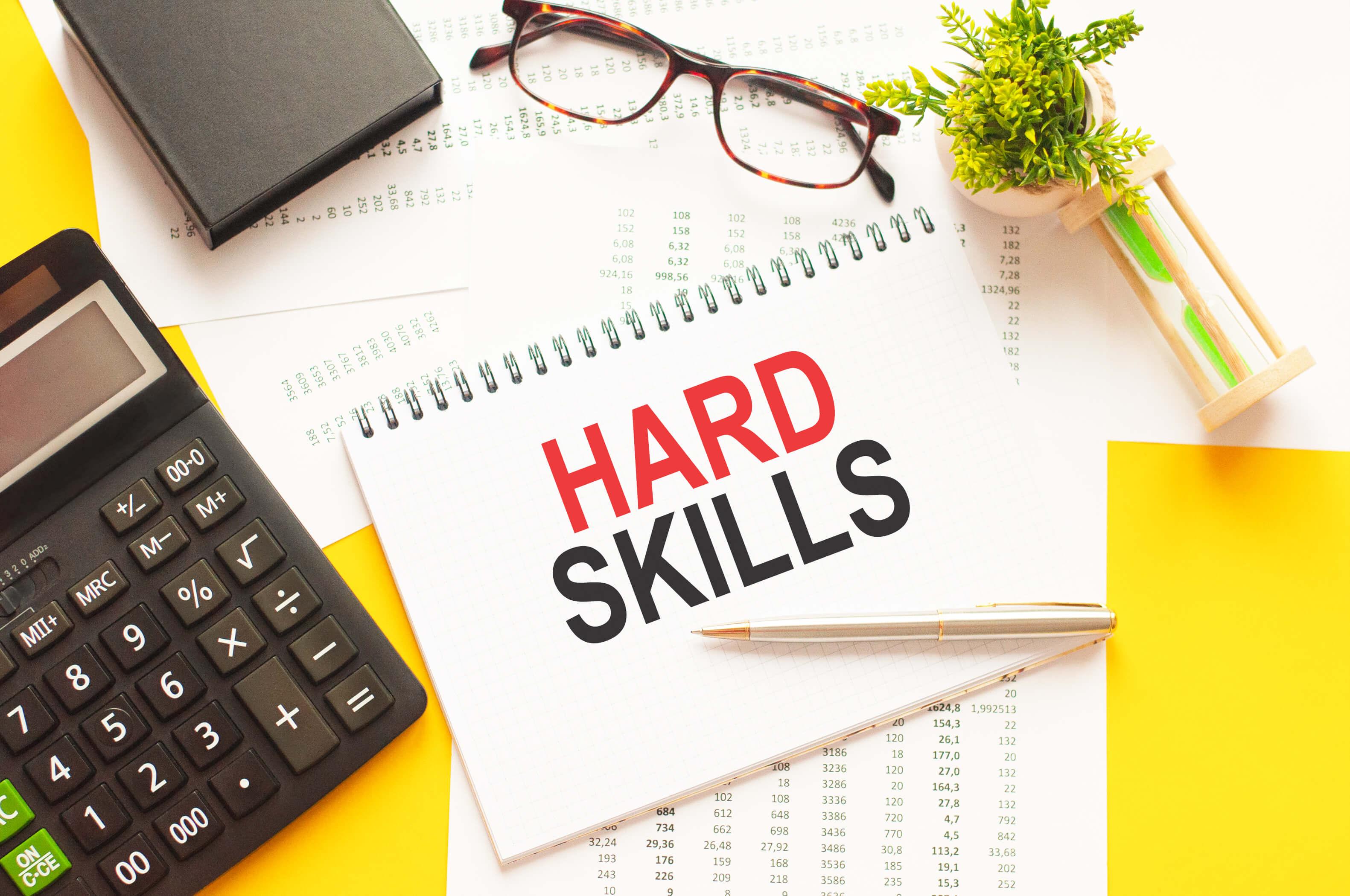 Hard skills la carta de presentación de tus empleados.