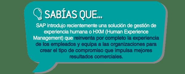HXM de SAP SuccessFactors_quote