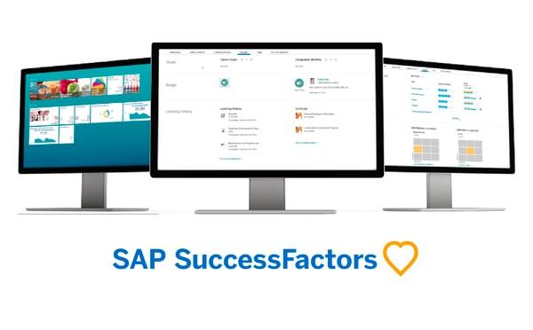 SAP-SuccessFactors-software de rh